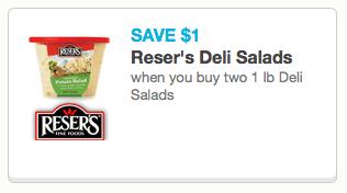 Reser's Coupon