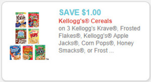 frosted flakes coupon