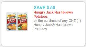 hungry jack hashbrowns coupon