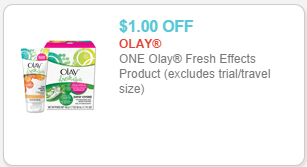 olay fresh effects coupon