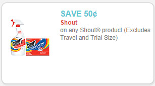 shout product coupon