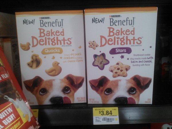 Beneful Baked Delights 5-12-12