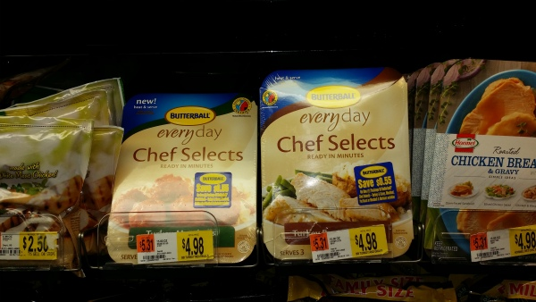 Butterball Chef Selects