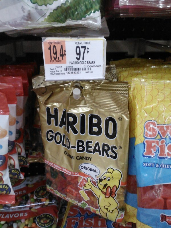 Haribo Gold-Bears 12-5-11