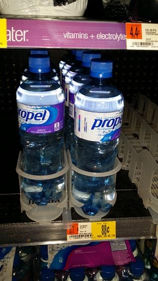 Propel Water Just $0.75 At Walmart!