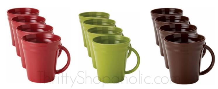 Rachael Ray Double Ridge Mugs Only $9 + FREE Store Pick Up (Reg. $19.96)!