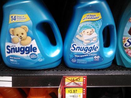 Snuggle Liquid