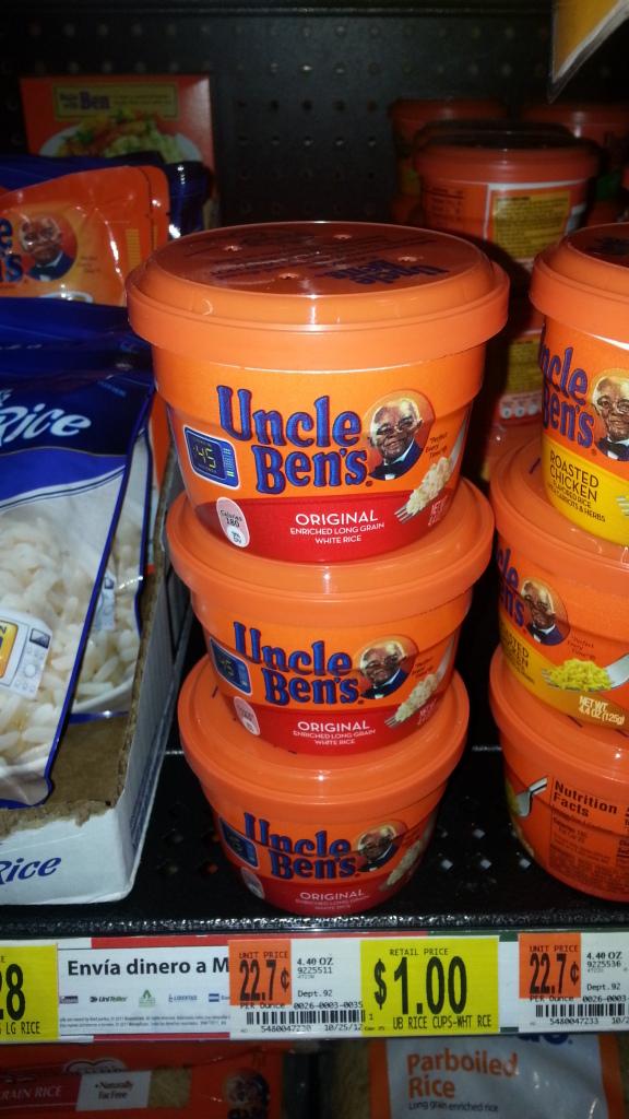 Uncle Ben's 2-13