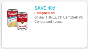 campbell's condensed soup coupon