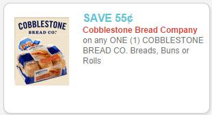 cobblestone bread company coupon
