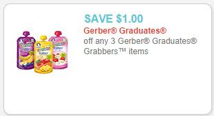 gerber grabbers coupon