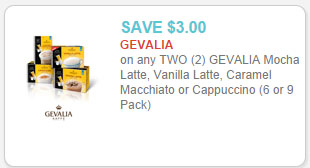 gevalia mocha latte or cappuccino coupon 1