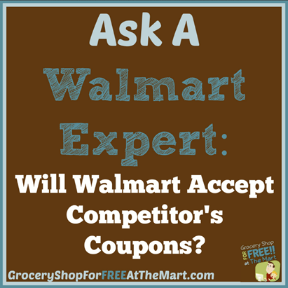 Ask a Walmart Expert: Does Walmart Accept Competitor's Coupons?