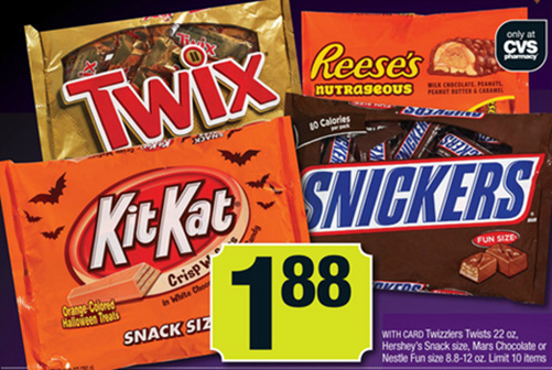 i told you about the best halloween candy deal i found so far a few days ago but little did i know that there was going to be even better deals today