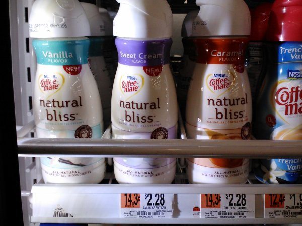 Coffee-Mate Natural Bliss 2-12-12