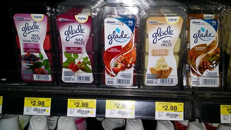 Glade Wax Melts