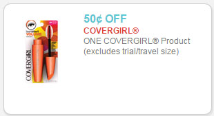 covergirl coupon
