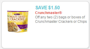 crunchmaster coupon