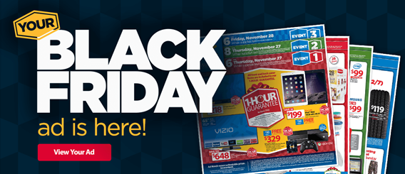 2014 Walmart Black Friday Ad