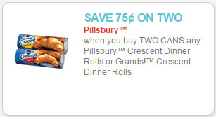 pillsbury crescent rolls coupon