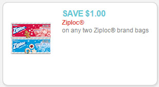 ziploc bags coupon