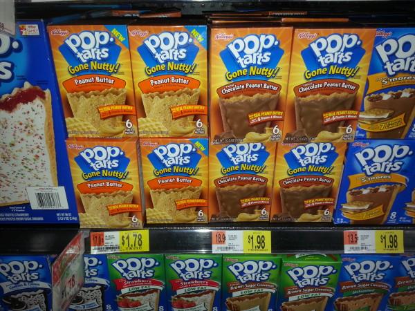 Kelloggs Pop Tarts (2)