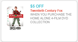 Home Alone Coupon