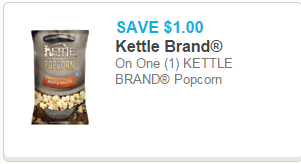 Kettle Popcorn Coupon