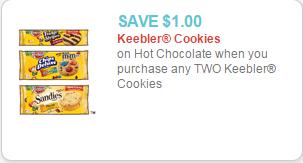 Keebler Cookie Coupon