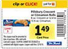 pillsbury crescent rolls price match