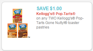 pop-tarts gone nutty coupon