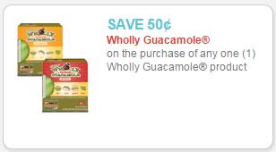 whollly guacamole coupon