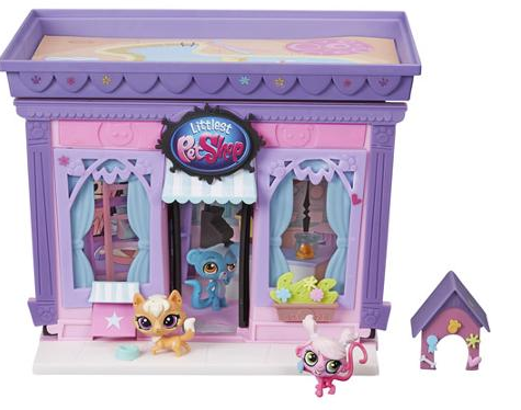 Littlest Pet Shop Style Set  On Rollback For $25.83 + FREE Store Pickup (Reg. $35)!