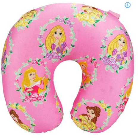 Disney Princess Neck Pillow On CLEARANCE For $8.00 + FREE Store Pickup (Reg. $11.79)!