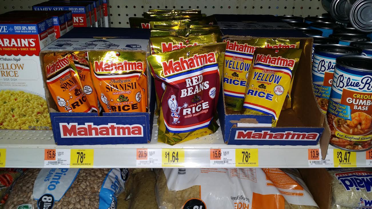 Mahatma rice Mixes Deal