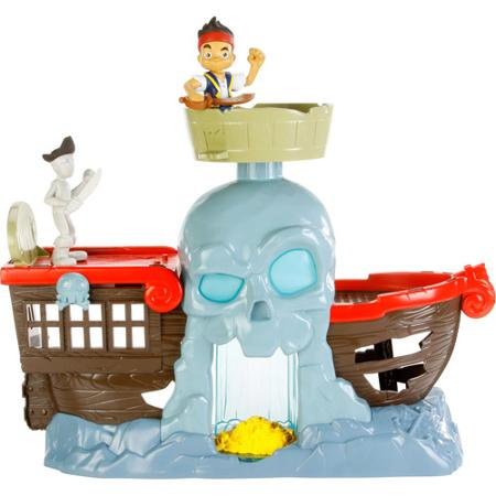 Fisher-Price Disney Jake And The Neverland Pirates Jake's Battle At Shipwreck Falls ONLY $30 + FREE Pickup (was $50)!
