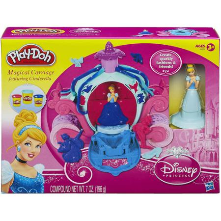 CLEARANCE - Play-Doh Magical Carriage Featuring Disney Princess Cinderella ONLY $11.25 + FREE Pickup (was $15)!
