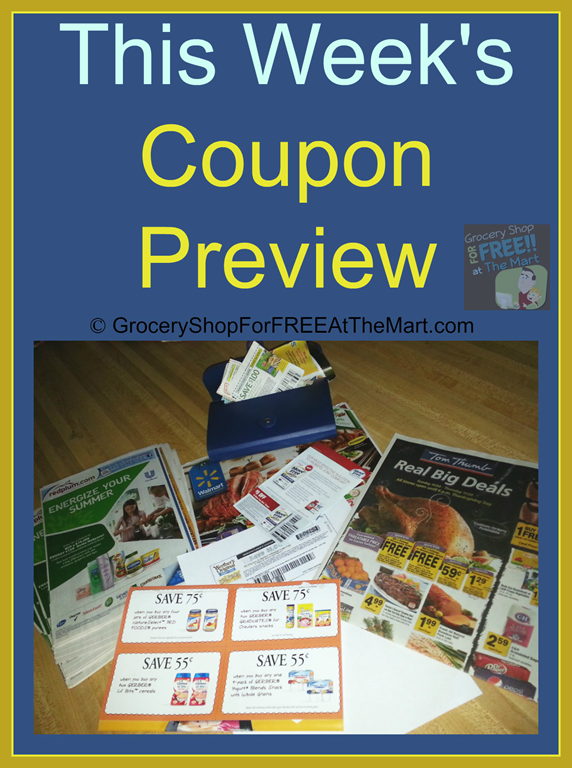 Sunday Coupons 2/8/15
