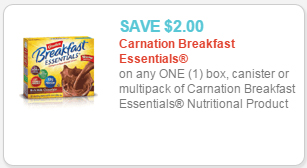 carnation breakfast essentials coupon 3