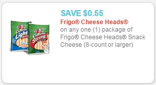 frigo cheese heads coupon