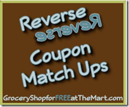 Reverse Coupon Matchups