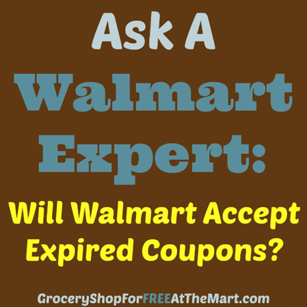 Ask a Walmart Expert: Does Walmart Accept Expired Coupons?