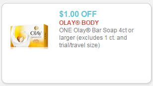olay bar soap coupon