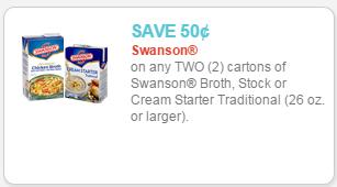 swanson broth coupon