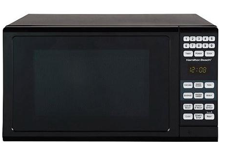 Hamilton Beach 0.7-cu ft Microwave Oven On Clearance for $44.00 + FREE Pickup!