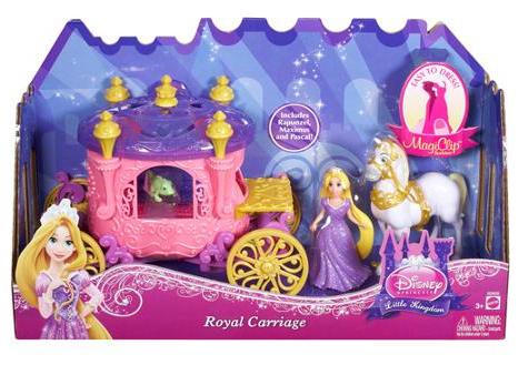 ROLLBACK - Disney Princess Little Kingdom MagiClip Carriage Just $13.97 + FREE Pickup (was $21)!