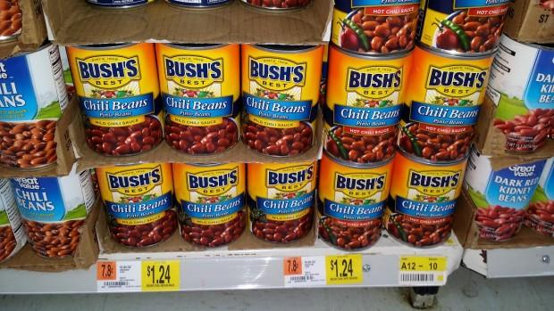 Bush's Best Chili Beans Just $0.91
