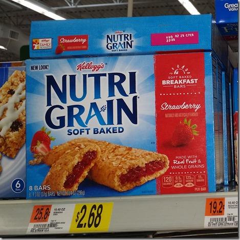 Kelloggs Nutri Grain