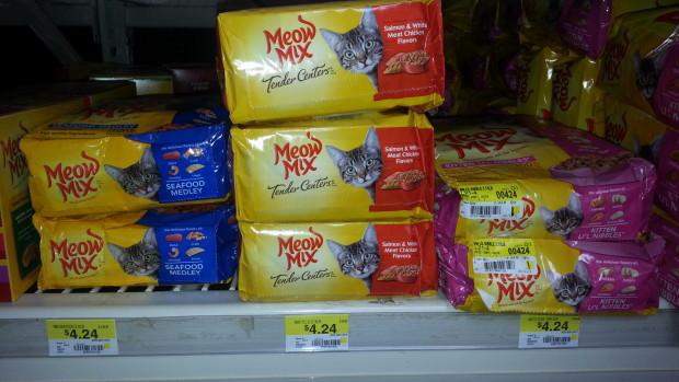 Meow Mix 2-13