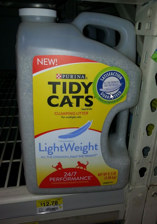 image regarding Tidy Cat Printable 3.00 Coupon known as Web page 727